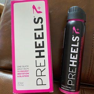 PreHeels One Quick Spray 2.5oz NEW